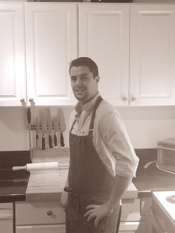 Chef Derrick Marquiss