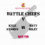 Kyle Stamps vs Matt Riley