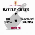 battle chefs tim sousa vs. marcellus coleman
