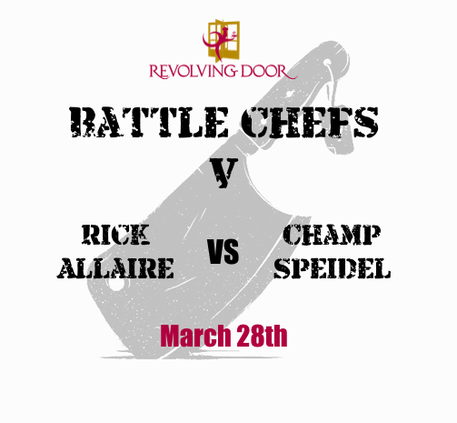 battle chefs rick allaire vs champ speidel