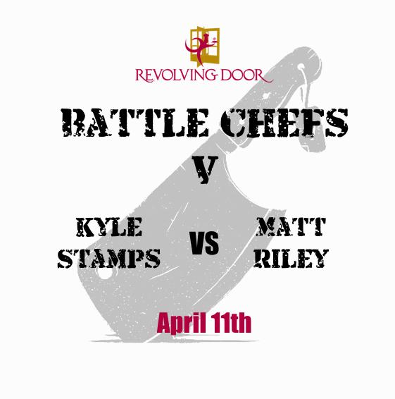 Kyle Stamps vs Matt Riley