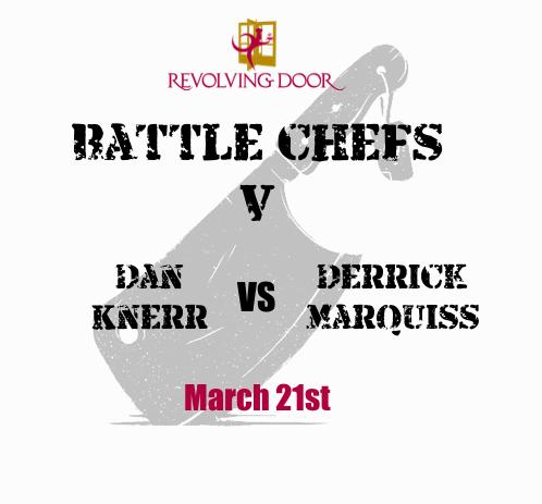battle chefs dan knerr vs. derrick marquiss