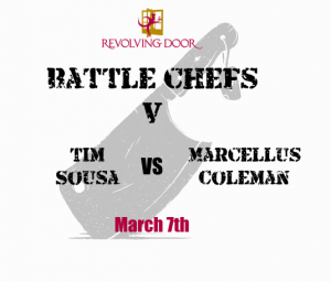 battle chefs tim sousa vs. marcellus coleman